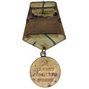 Soviet Union, Medal For the Defence of Leningrad