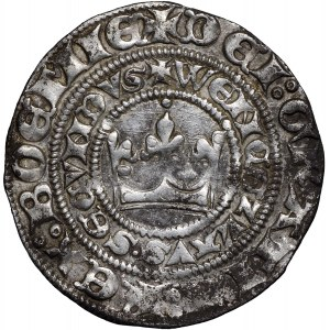 Bohemia, Wenceslaus II, Prague groschen