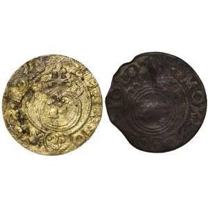 Zygmunt III Waza, Półtorak zestaw 2 fałszerstw z epoki
