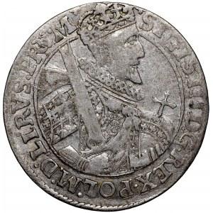Zygmunt III Waza, Ort 1621 Bydgoszcz - PRV M