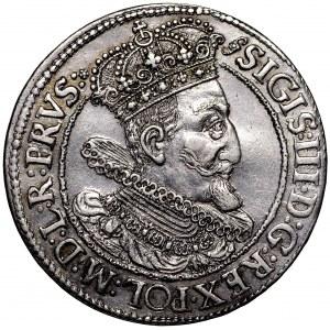 Zygmunt III Waza, Ort 1615 Gdańsk - nowy typ portretu