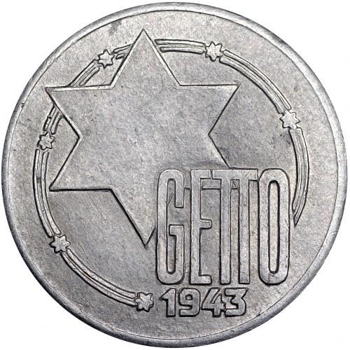 Getto Łódź, 10 marek 1943 Aluminium