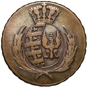 Księstwo Warszawskie, 3 grosze 1812 IB
