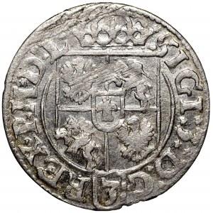 Zygmunt III Waza, Półtorak 1618 Bydgoszcz - SIGI/sas uproszczony
