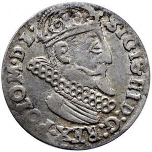 Zygmunt III Waza, Trojak 1623 Kraków