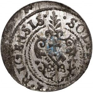 Zygmunt III Waza, Szeląg 1621 Ryga - POL
