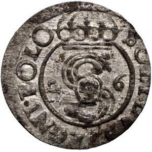 Zygmunt III Waza, Szeląg 1626 Bydgoszcz - POLONIAE