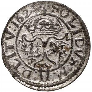 Zygmunt III Waza, Szeląg 1624 Wilno - LITV