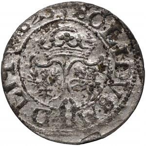 Zygmunt III Waza, Szeląg 1625 Wilno - M-D LITV