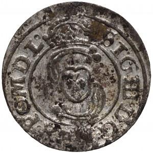 Zygmunt III Waza, Szeląg 1627 Wilno - L•
