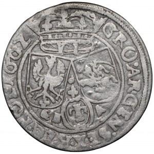 Jan II Kazimierz, Szóstak 1662 Lwów