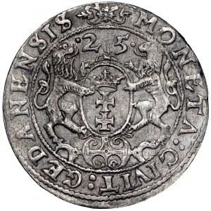 Zygmunt III Waza, Ort 1625 Gdańsk
