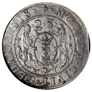 Zygmunt III Waza, Ort 1623 Gdańsk - PRV
