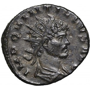 Roman Empire, Quintillus, Antoninian