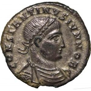 Roman Empire, Constantin II, Follis Heraclea