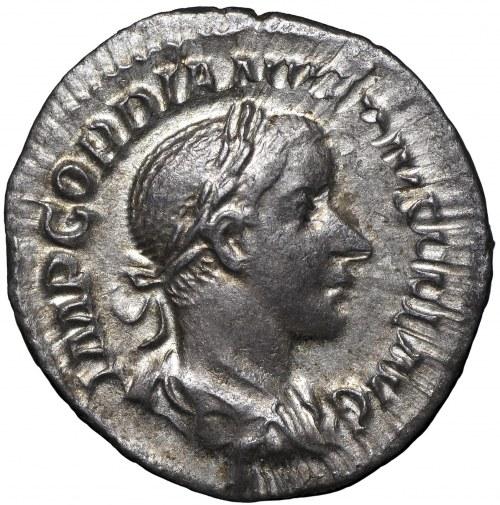 Roman Empire, Gordian III, Denarius