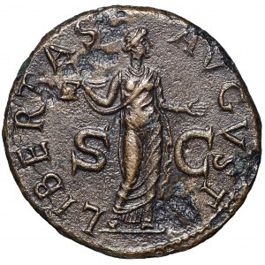 Roman Empire, Claudius, As