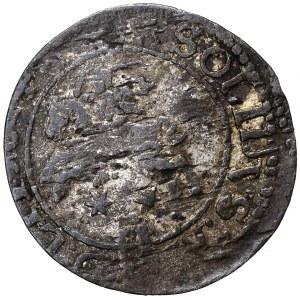 Zygmunt III Waza, Szeląg 1624 Wilno - rzadki