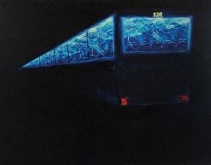 Rafał BORCZ (ur. 1973), Nocny autobus, 2004