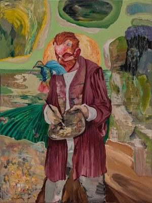 Tomasz Tobolewski, Vincent z kolibrem, 2018
