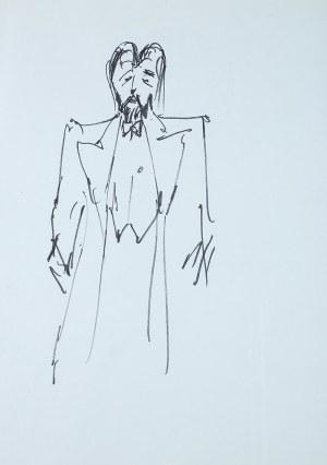 Tadeusz Kantor, Mężczyzna we fraku