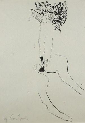 Teresa Pągowska, Bez tytułu, 1987