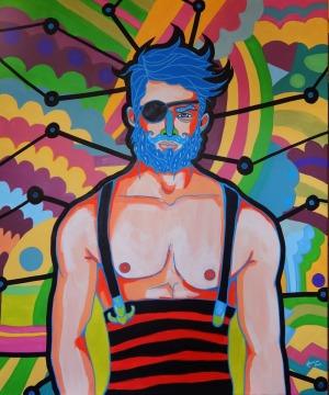 Marcin Painta, On i kotwica, 2015