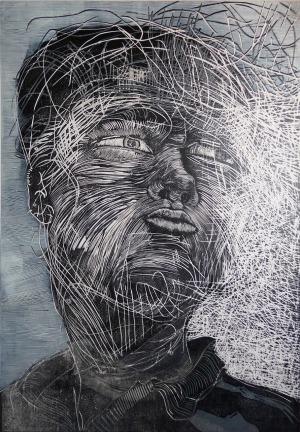 Adam Sikorski, Portret, 2010