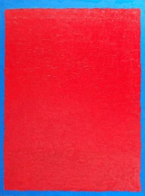 Ernest  Zawada, Czerwony obszar, 2014
