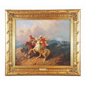 Henryk PILLATI (1832-1894), Epizod z wojny krymskiej, 1855