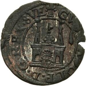 Szwecja, Ryga - miasto, Gustaw II Adolf 1621-1632, 1 1/2 szeląga 1623