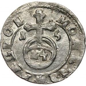 Zygmunt III Waza 1587-1632, półtorak koronny 1615, Bydgoszcz.