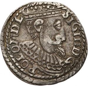 Zygmunt III Waza 1587-1632, trojak 1599, Olkusz