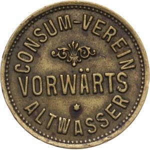 Wałbrzych - Stary Zdrój - Altwasser - brot marke