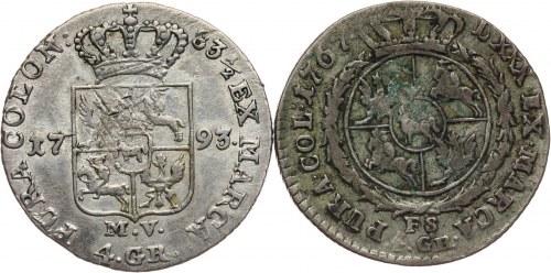 Stanisław II August Poniatowski 1764 - 1795, zestaw złotówek
