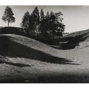Jan SPAŁWAN (1921-2004), Smugi cieni, 1980