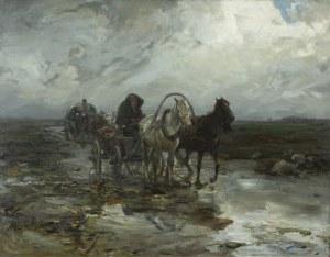 Alfred Wierusz-Kowalski (1849-1915), Jesień