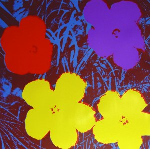 Andy Warhol (1928-1987), FLOWERS