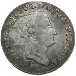Stanisław August Poniatowski, dwuzłotówka 1789 EB, Warszawa
