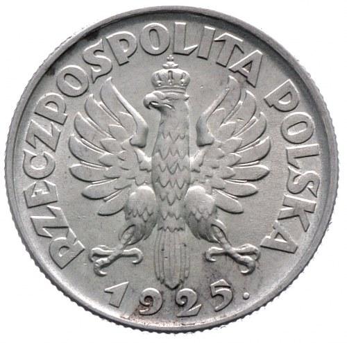 II Rzeczpospolita, 1 złoty 1925, Londyn