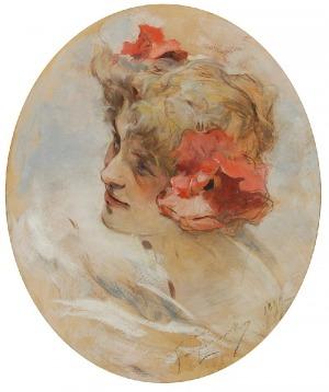 Franciszek ŻMURKO (1859-1910), Maki, 1899