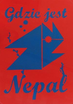 GRUPA TWOŻYWO (rok powstania 1995), Gdzie jest Nepal, 2009