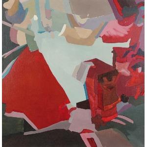 Danuta WESTRYCH (1955-2014), Tupan. 1986
