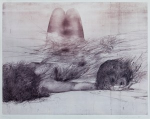 Karel Demel, bez tytułu, 1987