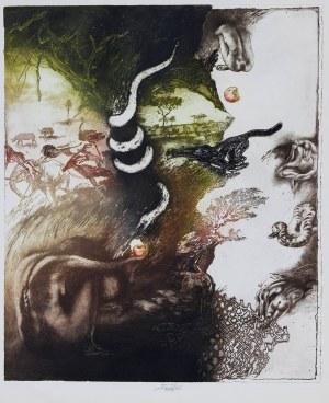 Ladislav Kuklík, bez tytułu, 1989