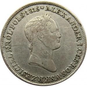 Mikołaj I, 1 złoty 1832 K.G., Warszawa - mała głowa cara