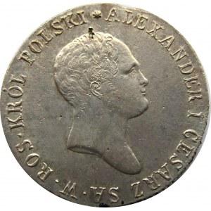 Aleksander I, 2 złote 1818 I.B., Warszawa