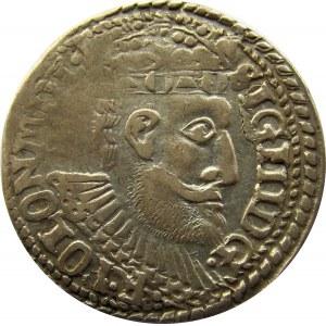Zygmunt III Waza, trojak 1599, Olkusz