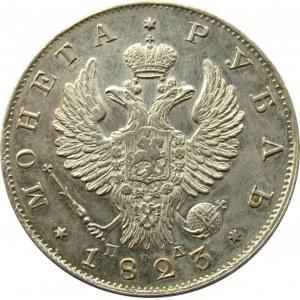 Aleksander I, 1 rubel 1823 PD