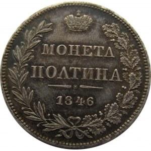 Mikołaj I, Połtina 1846 MW, Warszawa - piękne!